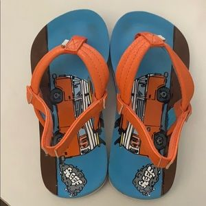 Boys size 10 reef sandals